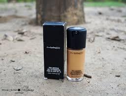 mac pro longwear foundation nc 30