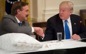 My Pillow Founder Mike Lindell ...