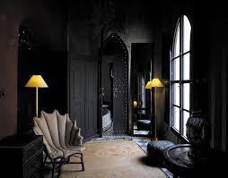 a bold statement in interior design