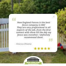 New England Fences Posts Facebook