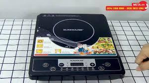 META.vn - Online Shopping - Top bếp từ Sunhouse giá rẻ cho mọi gia đình