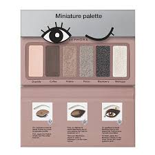 makeup palette tutorial wonders of