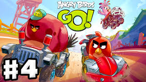 Angry Birds Go! 2.0! Gameplay Walkthrough Part 4 - King Pig and ...