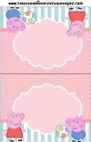 Peppa Pig Invitaciones Para Imprimir Gratis Invitaciones Para