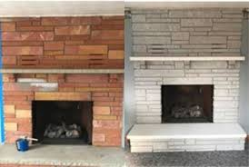 paint your fireplace mantle or