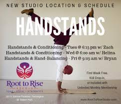 root to rise studio yoga aerials