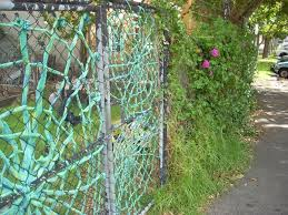What Are Some Creative Uses For Chain Link Fencing Quora