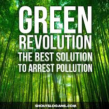 encourage others to join you in going green go green slogans