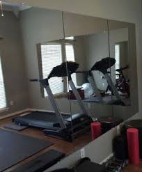 garage gym mirrors where to