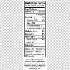 coffee non dairy creamer nutrition