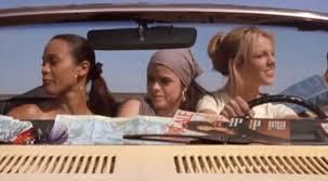 Britney Spears & Zoe Saldana sing Shania Twain in Crossroads ...