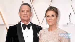 Tom Hanks & Rita Wilson Test Positive ...