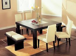Today We Are Showcasing 25 Elegant Dining Table Centerpiece Ideas Enjoy And Get I Dining Room Table Centerpieces Square Dining Room Table Dining Room Small