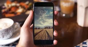 auto rotate wallpaper iphone ios 8