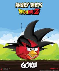 Angry Birds Dragon Ball Z – samyysandra.com