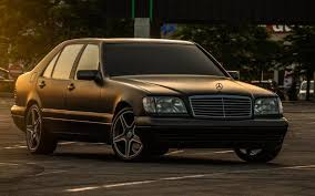 تحميل خلفيات مرسيدس بنز S600 سيارات السيدان السيارات الفاخرة