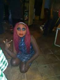 akothee spotted looking ridiculous
