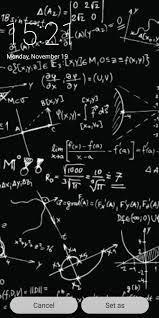 خلفيات الرياضيات المعادلة For Android Apk Download