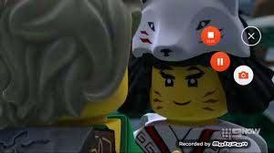 Acita kissing Lloyd - YouTube