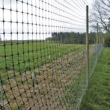 Deer Fence Heavy Duty Plastic Fencing Deer Netting
