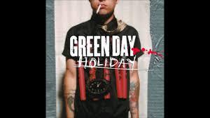 Green Day - Holiday CD Single 2 (Full ...