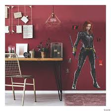 Black Widow Peel And Stick Giant Wall Decals Oriental Trading