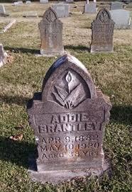 Addie Jones Brantley (1882-1920) - Find A Grave Memorial