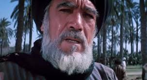 The Message, Hamzah (Anthony Quinn) speaks to the Prophet Muhammad ...