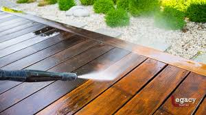 Should You Pressure Wash A Deck Before Staining Legacy Painting