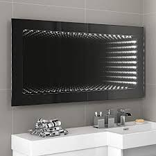 led infinity bathroom mirror