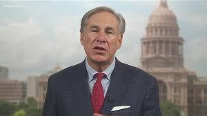 Texas Gov. Greg Abbott update on coronavirus   khou.com