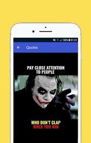 joker quotes on pc mac appkiwi apk er
