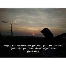 quotes senja langit sore mulai berlalu menjadi senja
