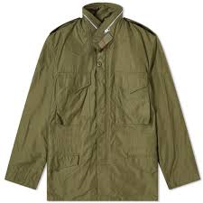 real mccoy s m 65 field jacket olive