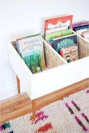 Diy Kids Book Bin This Little Street Kids Playroom Toy Rooms Organization Kids