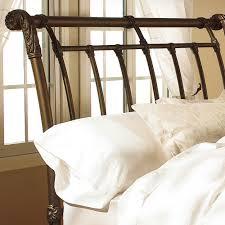 Brookshire Iron Bed by Wesley Allen | Sleepworks
