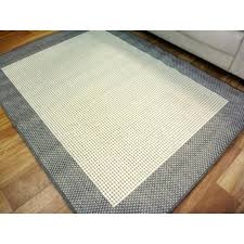 rubber back rugs termats