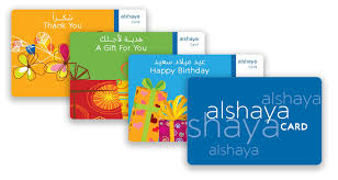 the alshaya card