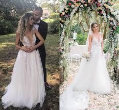 country chic boho wedding dresses