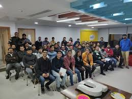 all hands at chd office uber