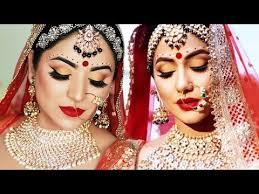 makeup komolika hina khan bridal look