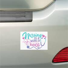Custom Bumper Stickers Decals Car Magnets Zazzle