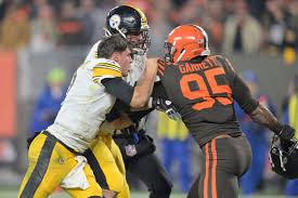 Browns exercise option on star DE Myles Garrett - The Boston Globe