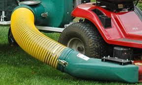 mercial pro lawn vacuum system