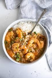 Shrimp Étouffée Recipe - The Forked Spoon