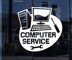 Window Decal For Business Computer Service Repair Stickers Mural Uniqu Wallstickers4you