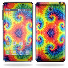 Skin Decal Wrap For Lg Escape Cell Phone At T Sticker Tie Dye 2 Walmart Com Walmart Com