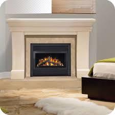 gas heater insert for fireplace bing