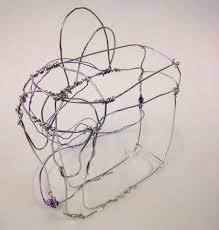 Wire Sculpture Ideas Year 11 Wire Sculpture Work Inspired By Celia ...