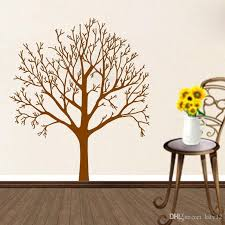 New Creative Big Tree Wall Stickers Novelty Wall Decals Bedroom Living Room Home Decorations Nursery Wall Stickers Order Wall Decals From Kity12 4 53 Dhgate Com